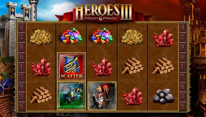Автомат Heroes III of Might and Magic